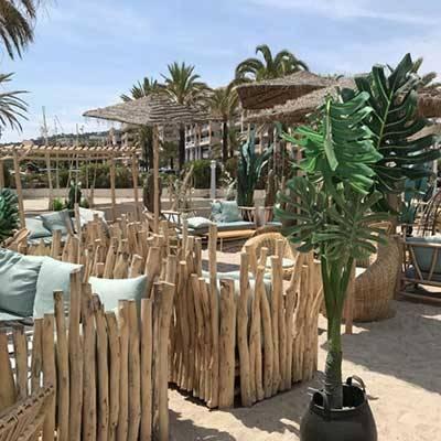 Le Vieux Rocher - Restaurant Golfe Juan