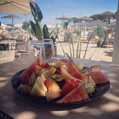 Le Restaurant - Le Vieux Rocher - Restaurant Golfe Juan